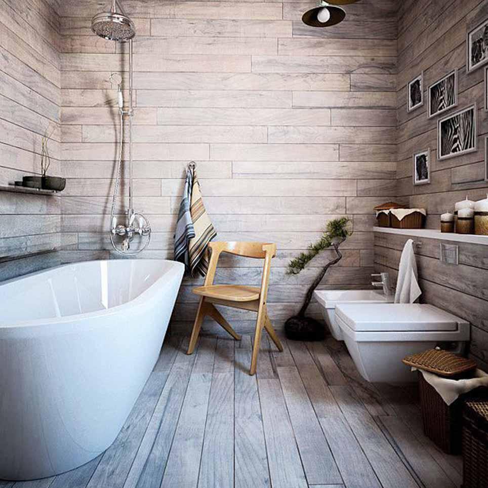 Il bagno colori e abbinamenti totaldesigntotaldesign - Rivestimento pareti bagno ...