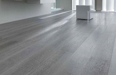 Pavimento Grigio Perla : Parquet grigio e grigio perla moderno e di tendenzatotaldesign