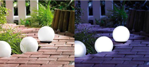 Lampade solari da giardino, cosa c\'è da sapere ...