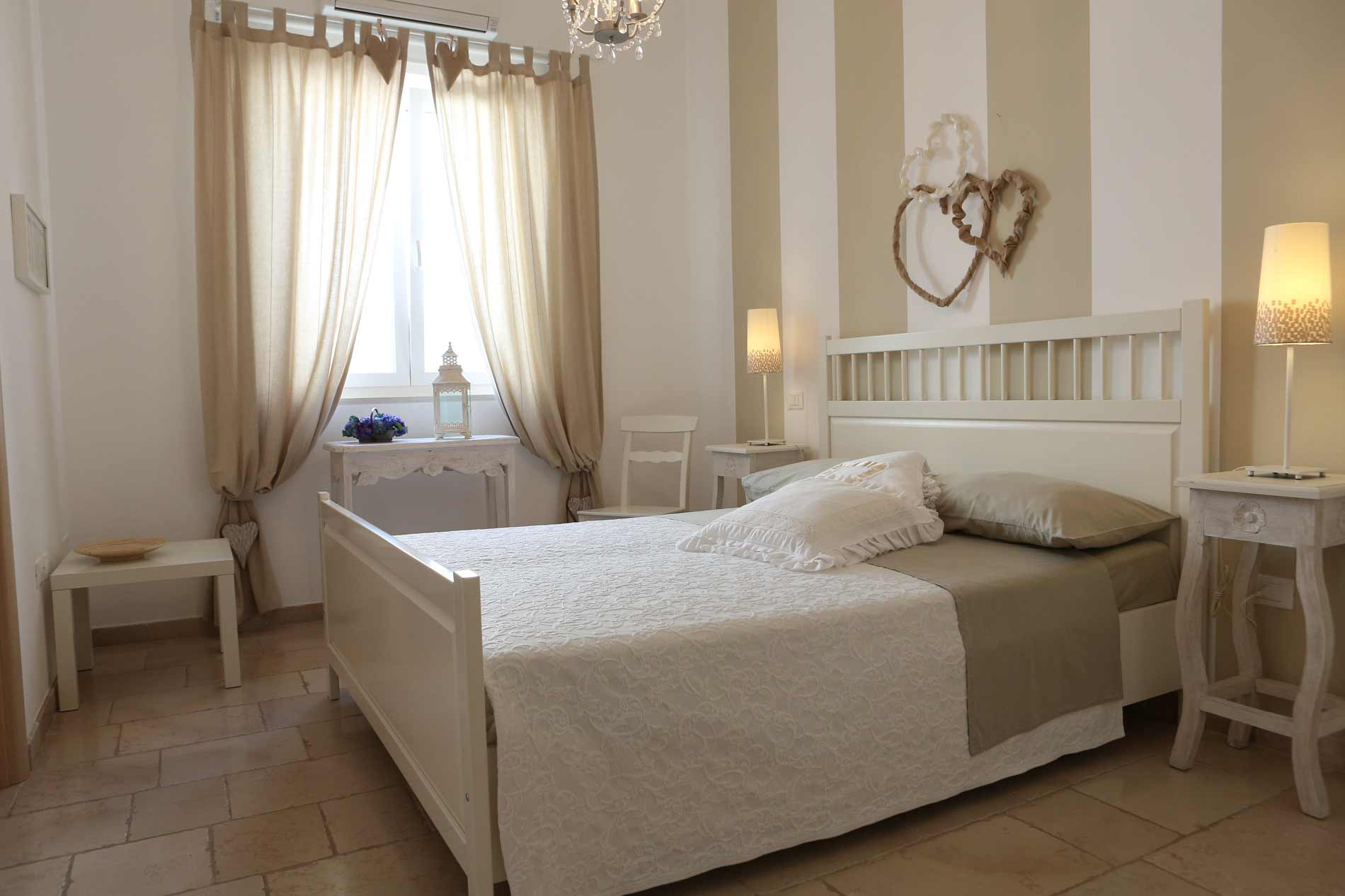 Camere Da Letto Classiche Romantiche : Tende per la camera da letto totaldesigntotaldesign