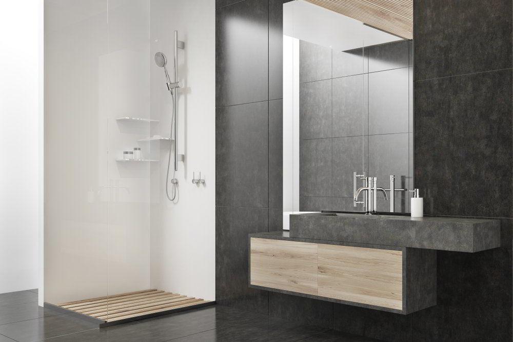Bagno minimalista - TotalDesignTotalDesign
