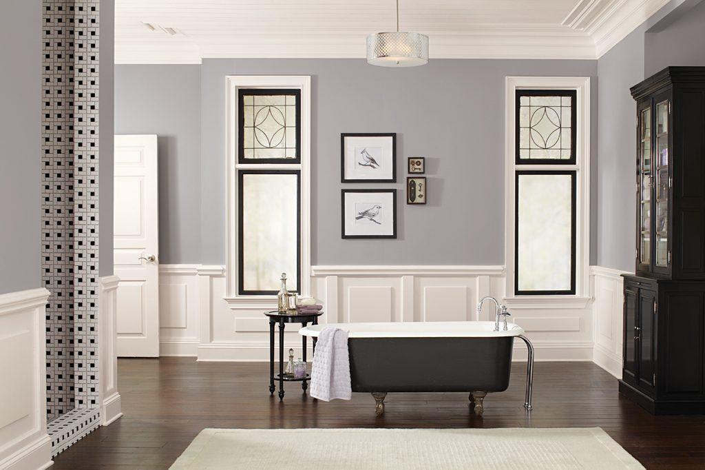 Pareti Soggiorno Grigio Perla : Pareti e interior design: le pareti grigio perlato e grigiototaldesign