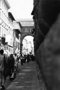 Ramona Vidili Via Strozzi Firenze