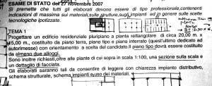 novembre 2007 Firenze