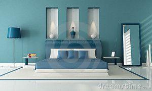 Camere Da Letto Blu : Colori per camera da letto camera con pareti bianche colori camera