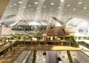 qatar airport interno