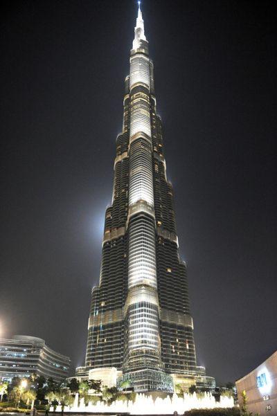 Burj Khalifa-Dubai