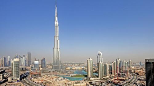 Burj Khalifa-Dubai-2