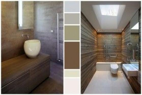 il bagno legno