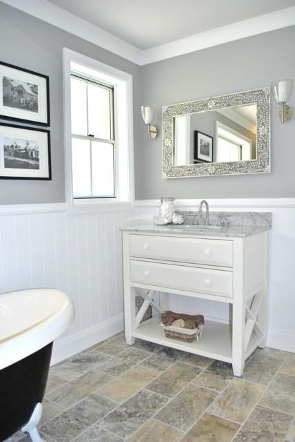 Pareti e interior design le pareti grigio perlato e for Programmi per interior design