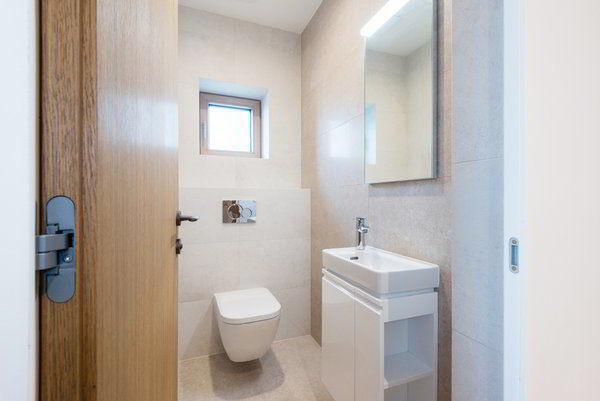 Bagno Piccolo Di Design : Come arredare un bagno piccolo rettangolare idee consigli e foto